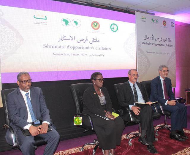 Mauritanie : 56 millions de dollars de la BAD pour la modernisation des infrastructuresfinancières
