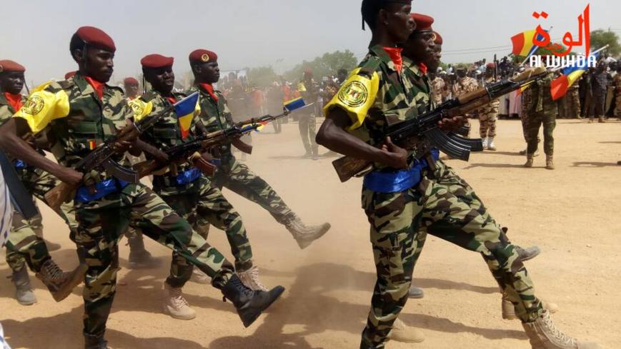 Tchad : plusieurs officiers élevés au grade deGénéral