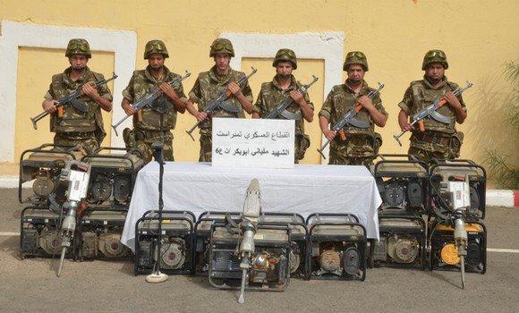 Algérie / Batna: arrestation de 5 terroristes qui planifiaient des attentats contre les manifestants à travers le pays(MDN)