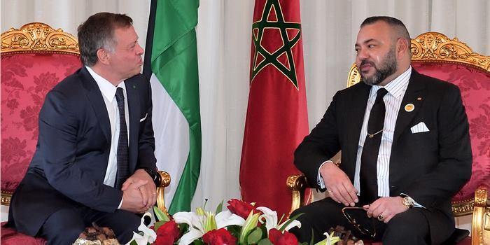 Amman et Rabat signent une convention de coopération dans les domaines militaire ettechnique