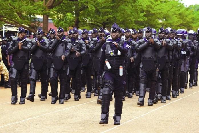 Burkina Faso – Lutte contre l'insécurité : 2136 policiers enrenfort