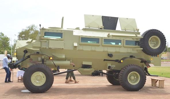 Mali / Remise de matériels : la coopération militaire Mali-Allemagne se porte trèsbien