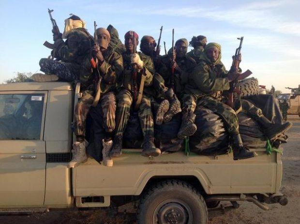 Chad jails 243 rebels over incursion via Libya's border#Tchad