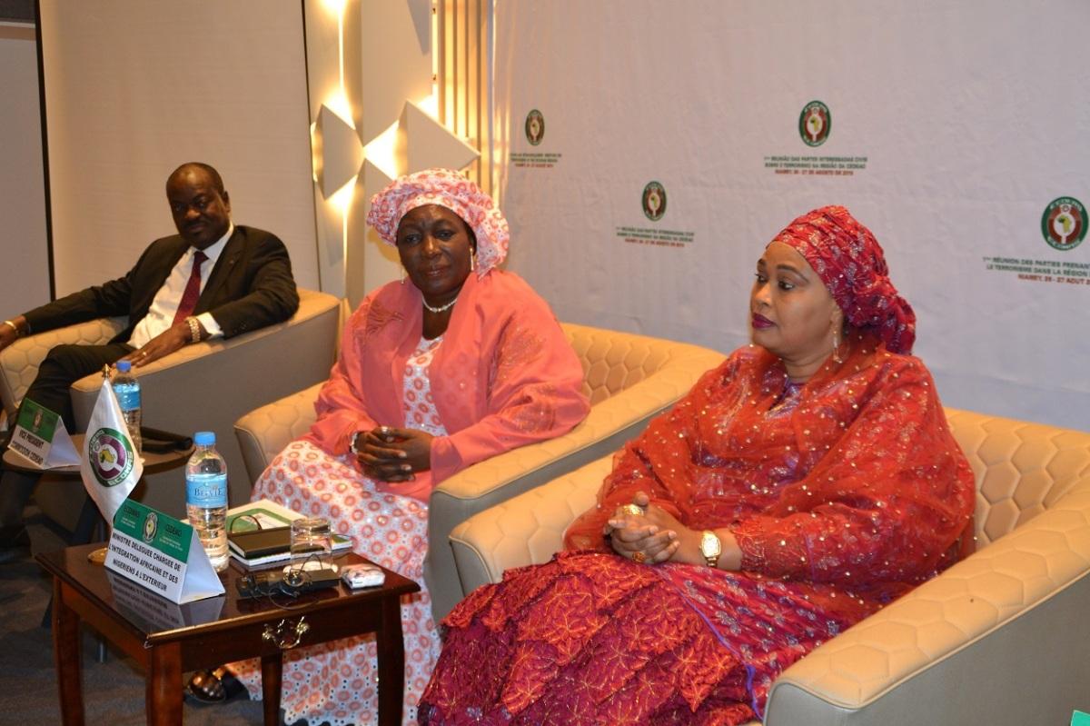 Niger – Fin de la 1ère réunion des parties prenantes sur le terrorisme dans la région de la CEDEAO : Les acteurs non-étatiques suggèrent de renforcer la coordination des interventions et d'impliquer effectivement lescommunautés