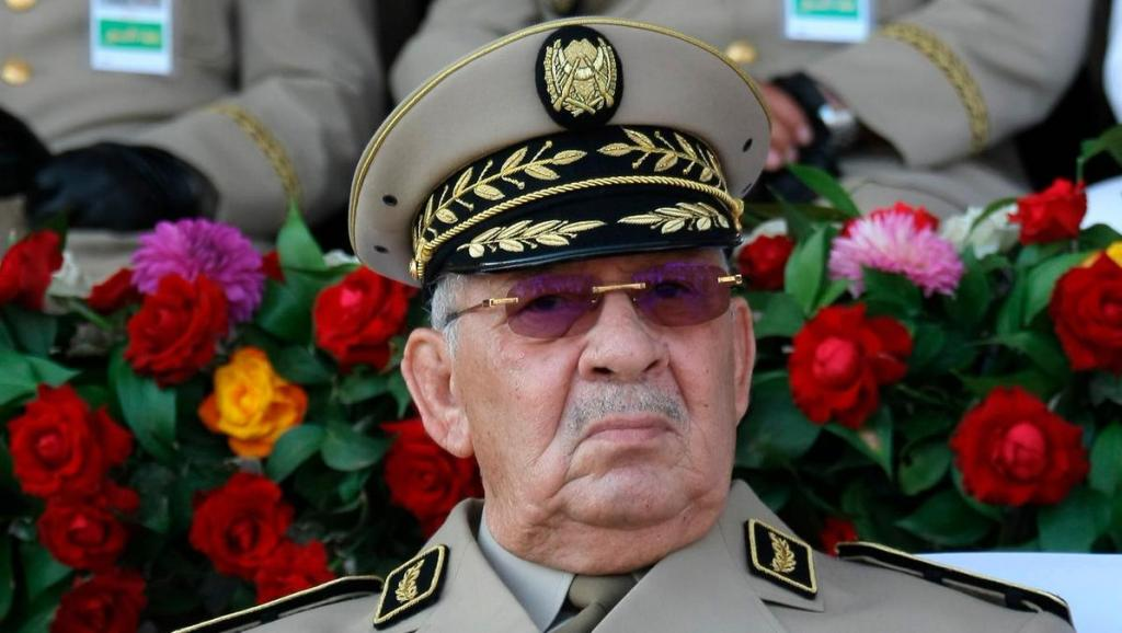 Algeria army chief wants presidential election in December