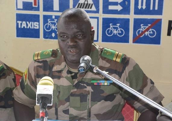 Mali / Tombouctou : le nouveau Commandant de zone rencontre latroupe