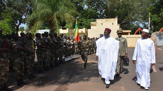 Coopération militaire : Le Mali et le Niger entendent mutualiser leurs efforts contre leterrorisme