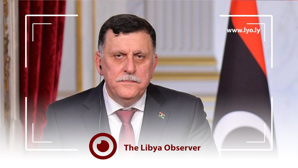 Libya / Italy – Al-Sarraj visits Rome to discuss Libya's conflict