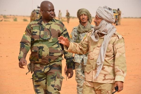 Mali / Conseil de Ministres – Le Général Gamou nommé Inspecteur général des armées et le Colonel Hassan Ag Mehdi Haut fonctionnaire de laDéfense