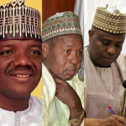 3 Nigerian governors meet, sign MoU on security with Niger Republic counterpart