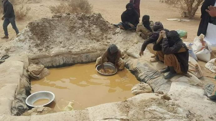 Mali – Trafic d'or àKidal