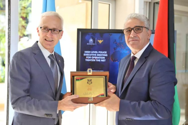 Libya, Interpol discuss cooperation in security issues