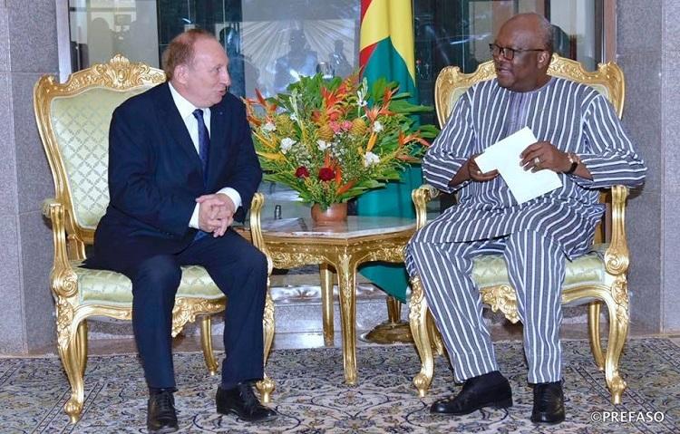 Burkina-France: une coopération plus axée sur la lutte contre leterrorisme