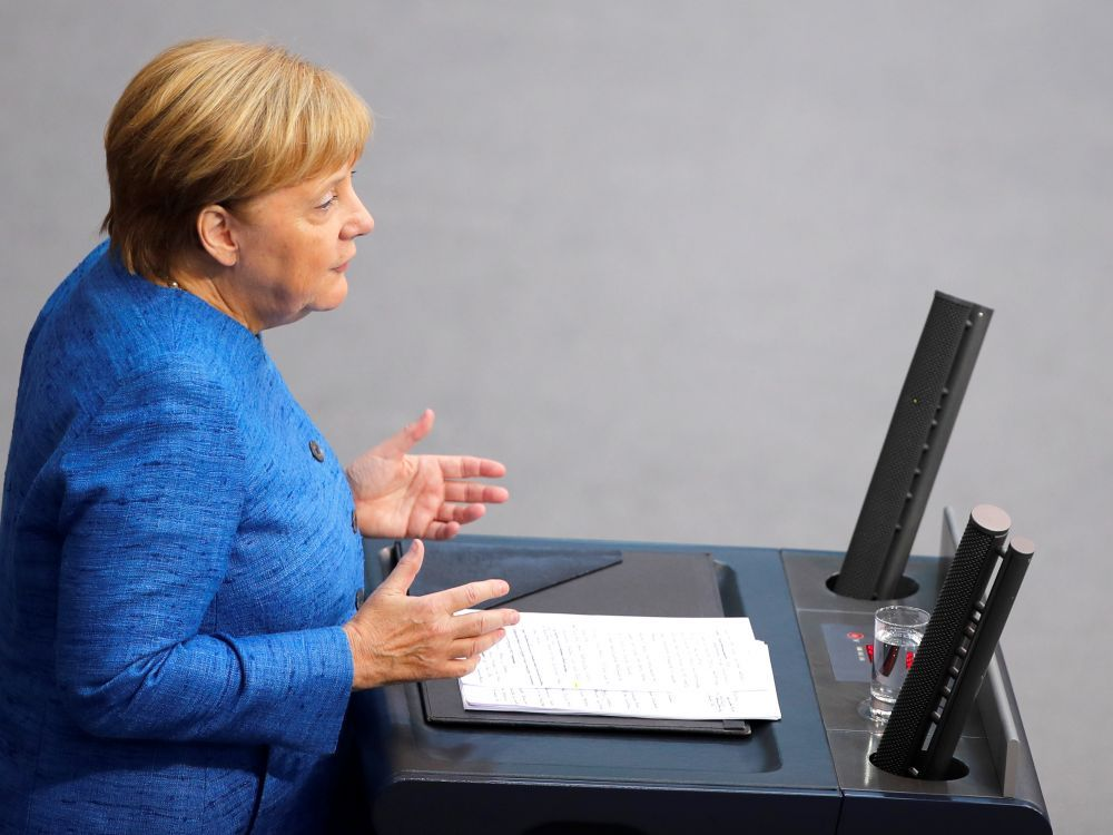 Germany will do its part to avoid proxy war in Libya, saysMerkel