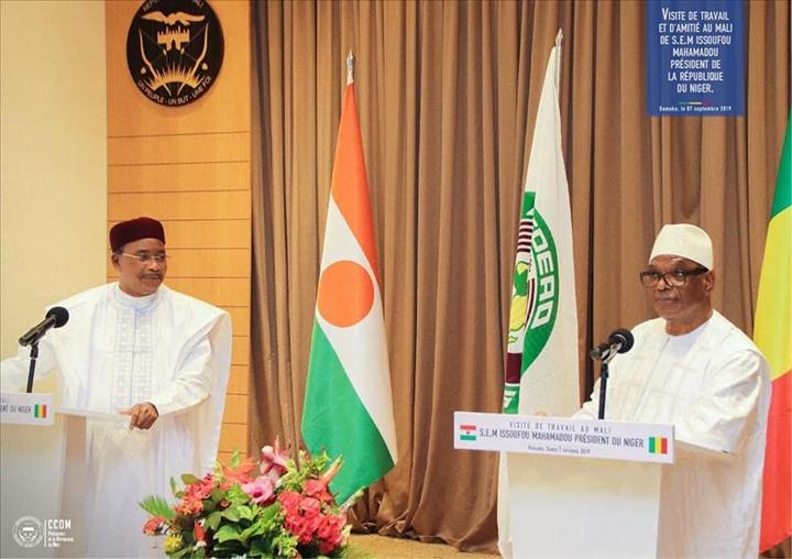 Mali/Niger – Situation de Kidal-duplicité des Groupes armés : Les dénonciations de MahamadouIssoufou
