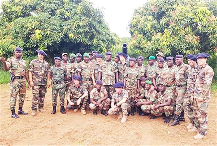Coopération de Défense France-Togo: Détachement d'instruction opérationnelle du 19 au 29 août2019