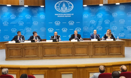 Egypt, Russia review preparations for first-ever Russia-Africasummit