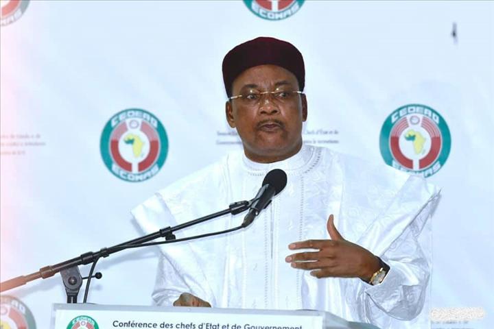 Niger – Lutte contre le terrorisme dans le Sahel : « La communauté internationale a des devoirs vis-à-vis du Sahel » selon le président nigérien MahamadouIssoufou.
