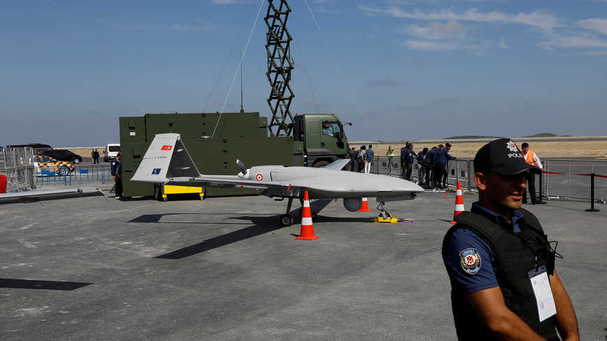 Turkish drones in Libya are a strategic and family affair
