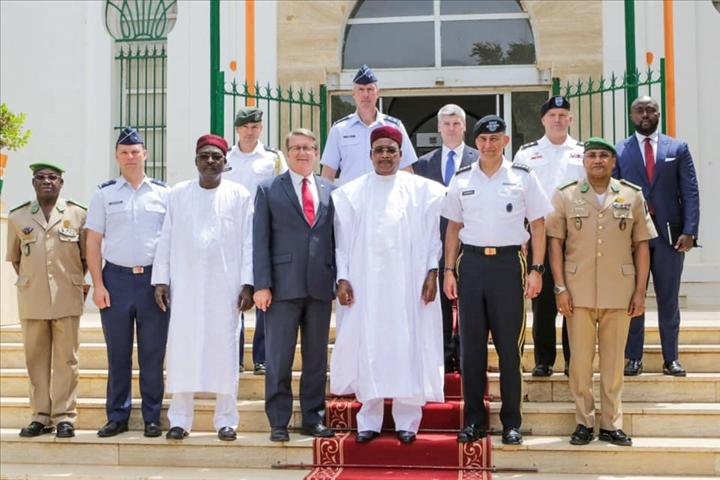 USA/Niger : La coopération militaire au centre d'un échange entre le président Issoufou et l'ambassadeur des Etats-Unis auNiger