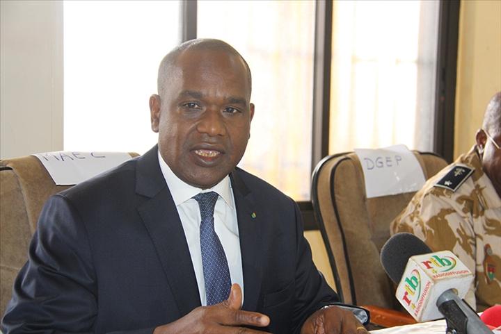 Le Togo et le Burkina Faso signent 14 accords de coopération (coopérationmilitaire)