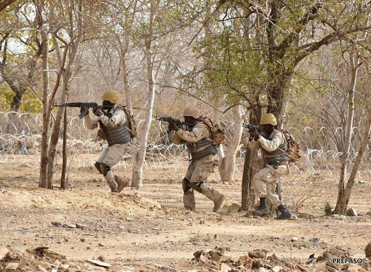 Burkina Faso : une trentaine de terroristes neutralisés à Gorgadji (Région duSahel)
