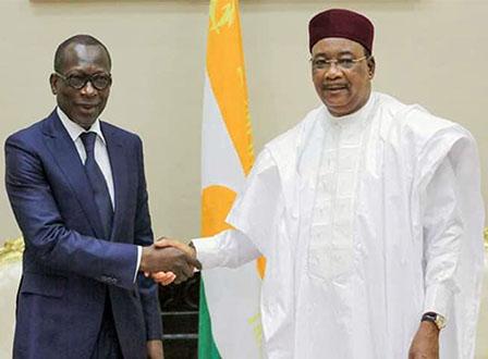 Bénin/Niger – Visite de travail du Chef de l'Etat au Niger: La coopération bilatérale, l'UEMOA et la CEDEAO au cœur des échanges#sécurité