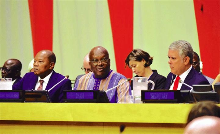 Insécurité au Burkina : Autopsie àl'ONU
