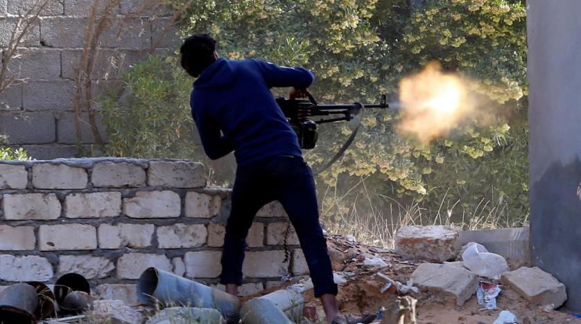 Libya – LNA Fears Turkey Would Send Terrorists toLibya