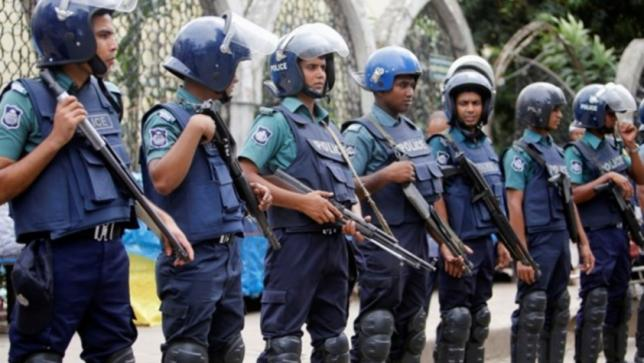 Mali/Bangladesh – 110 police men leave for Mali