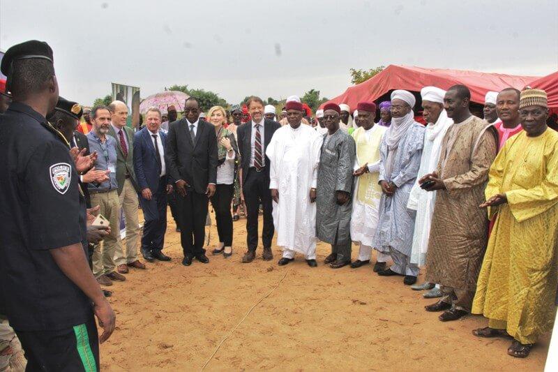 Niger – Communiqué de presse conjoint : EUCAP Sahel Niger et l'OIM renforcent la sécurité le long de la frontière entre le Niger et leNigéria
