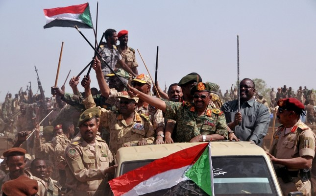 Sudan eyes defense technology cooperation with Russia