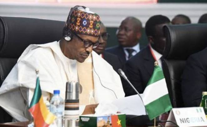 Buhari proposes pool fund for africa trans-regional gas infrastructure