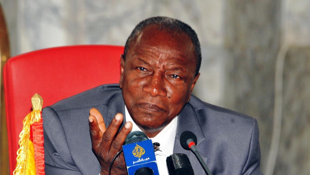 New Security Minister for Guinea
