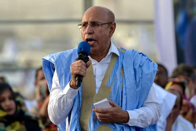 Mauritanie – Boidel : Ghazouani « a demandé un 3 mandat » pourAziz