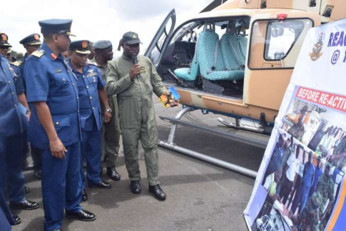 Nigeria to receive two helicopter gunships before December – Airchief