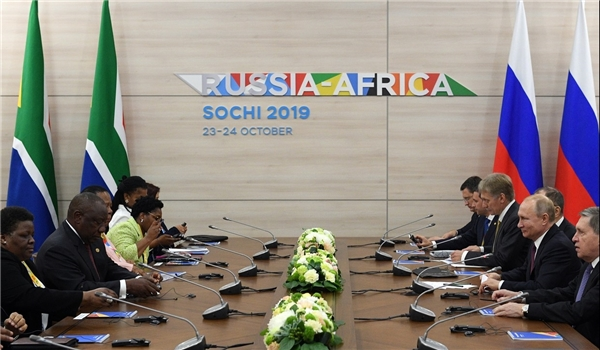 Over 500 Agreements Worth $12 Billion Inked at Russia-Africa Forum
