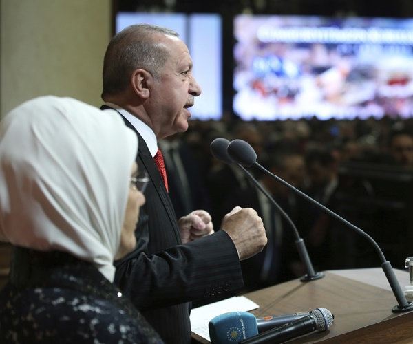 Report: Turkey Arms Might 'Recalibrate ISIS' inAfrica