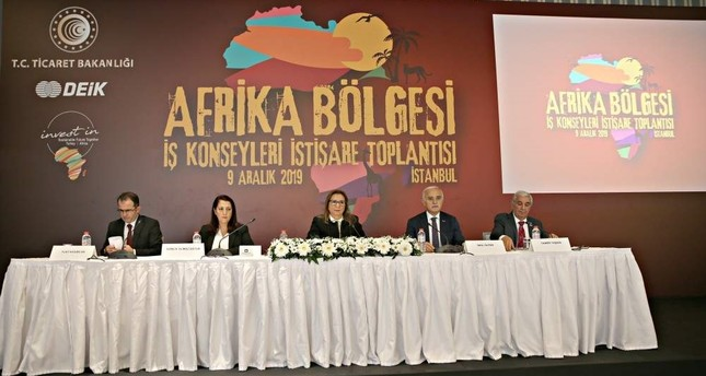 Turkey to establish logistics centers in African countries