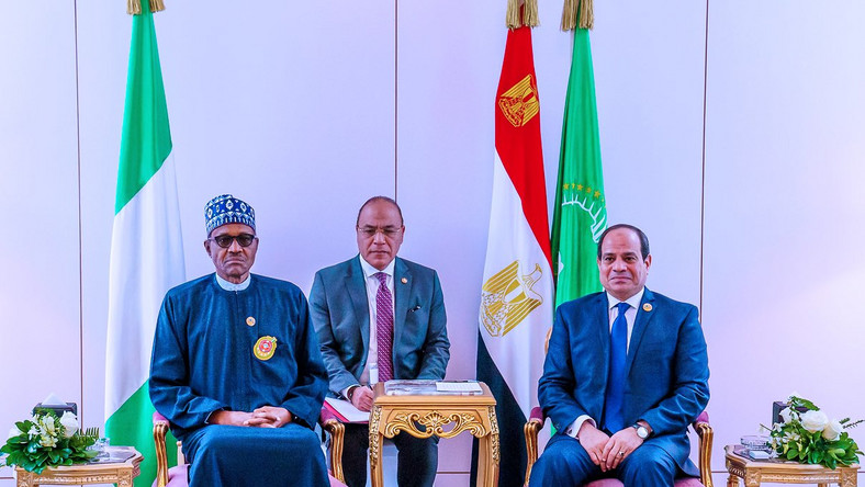 Nigeria, Egypt partner on counter-terrorism fight in Africa