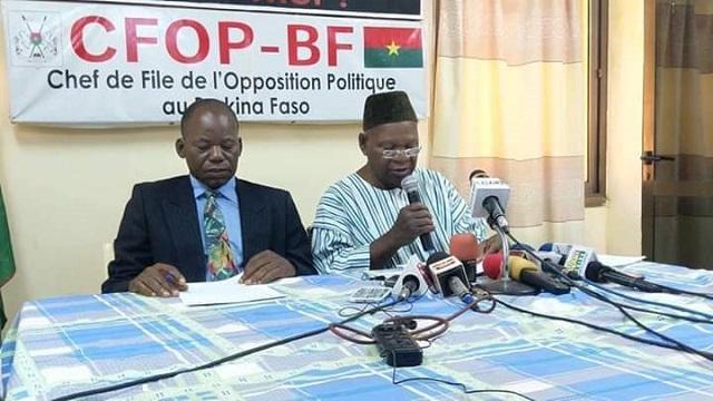 Burkina Faso : L'Opposition dénonce une « ingérence » de la République populaire de Chine dans les affairespolitiques