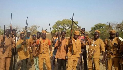 Burkina Faso: Jihadists' Ethnic Strategy and the Koglweogo Problem