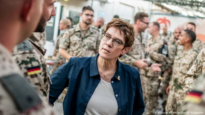 Germany ponders bigger troop mandate in Africa's Sahel