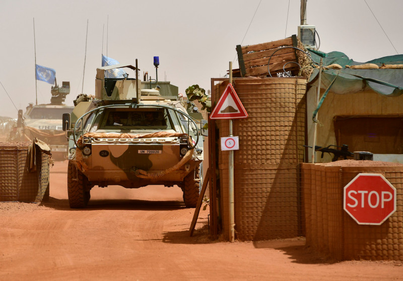 U.S. to Ramp Up Counterterrorism Efforts in Sahel Region