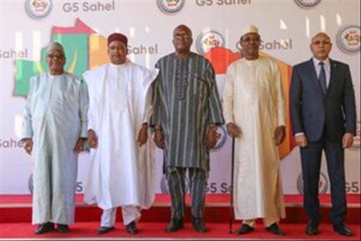 Niger/G5 Sahel – Communiqué final de la 4ème session extraordinaire de la conférence des chefs d'Etat du G5 Sahel tenue àNiamey
