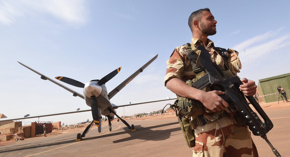 France is Arming its Drones to Target Islamist Terrorists in Sahel