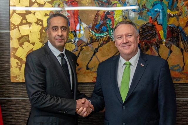 US, Morocco Committed to Continued Peace, Security