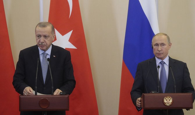 Libya policy threatens Turkey, Russia alliance