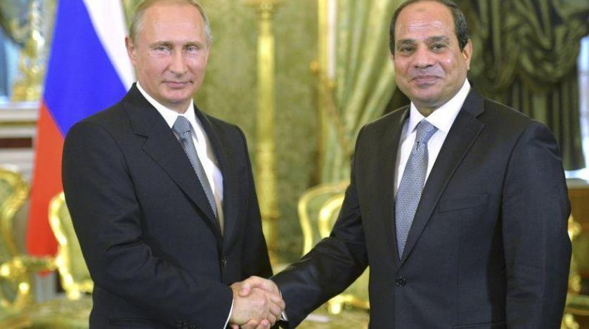 Egypt, Russia Reject Foreign Intervention in Libya