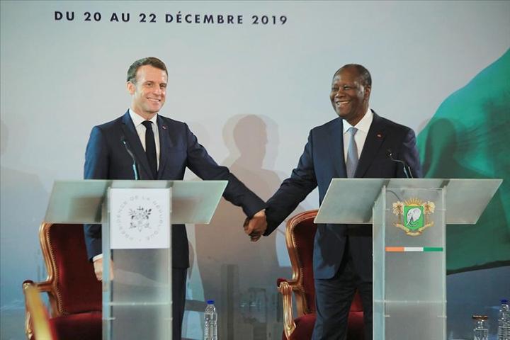 Alassane Ouattara annonce la fin du Franc Cfa qui devientl'Eco